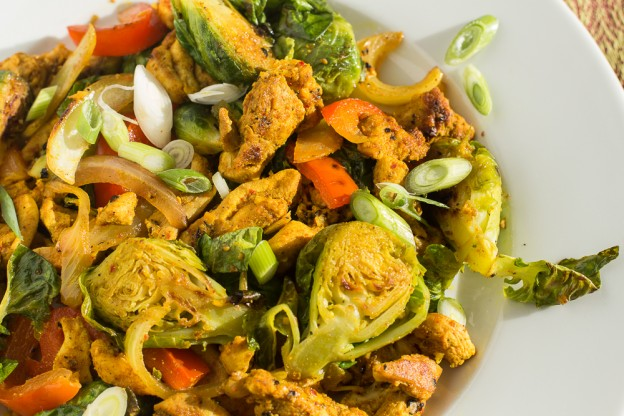 Plate of Stirfry