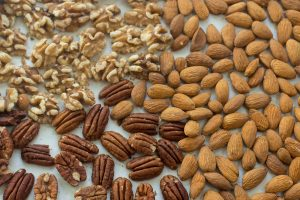 New Crop Tree Nuts from California