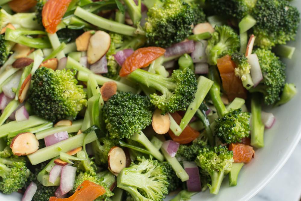 broccoli-apricot-salad